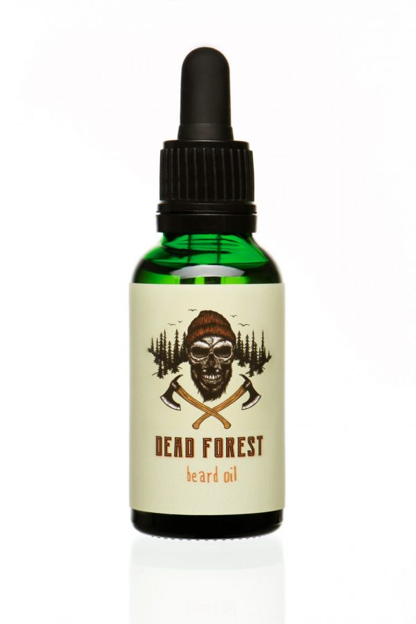 Dead Forest Szakállolaj