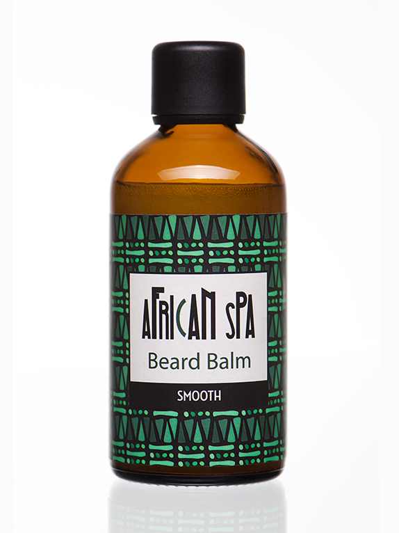 African Spa Beard Balm - Smooth