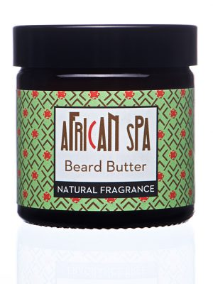 African Spa Beard Butter – Natural Fragrance