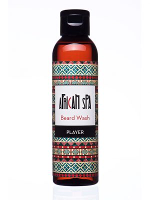 African Spa Beard Wash – Player