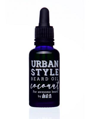 Urban Style Szakállolaj - Coconut